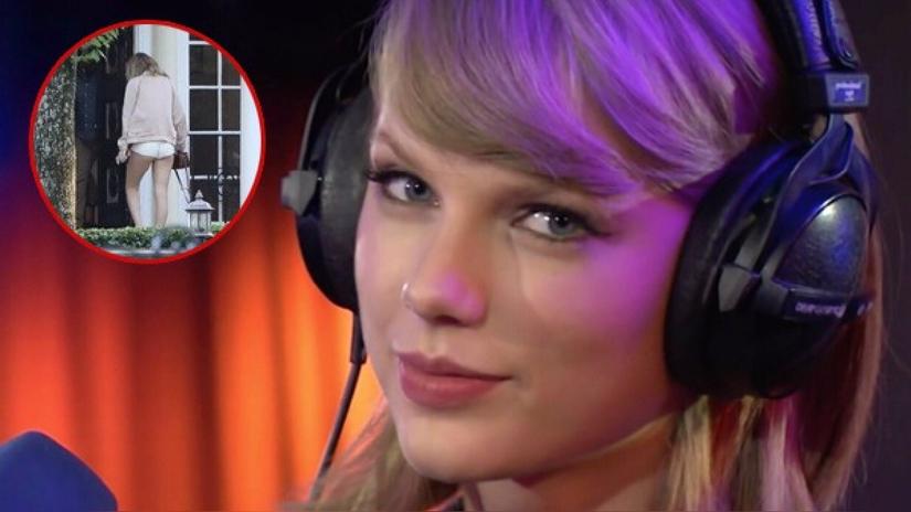 Créditos          Taylor Swift Así luce la cantante luego de alejarse de los medios
