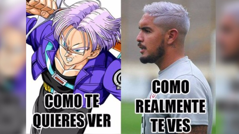 Loco Vargas provoca catarata de memes por su nuevo look