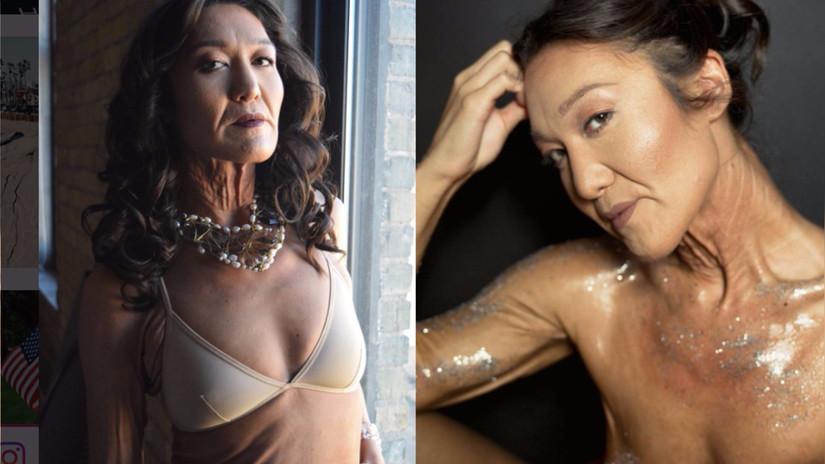 Instagram: Conoce a la modelo de 26 años que se ve como una anciana