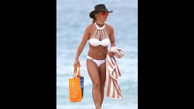 Britney Spears decidida a presumir su figura