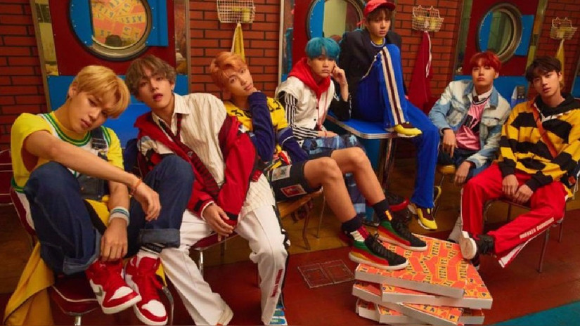 BTS revela fotos promocionales de Love Yourself: Her