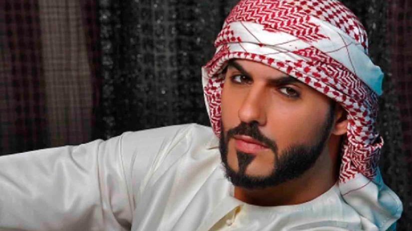 Omar Borkan: Así luce ahora el hombre expulsado de Arabia por ser el más guapo del mundo