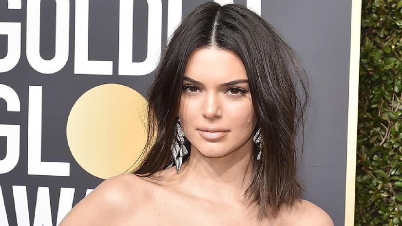 Destruyen a Kendall Jenner por lucir su brote de acné