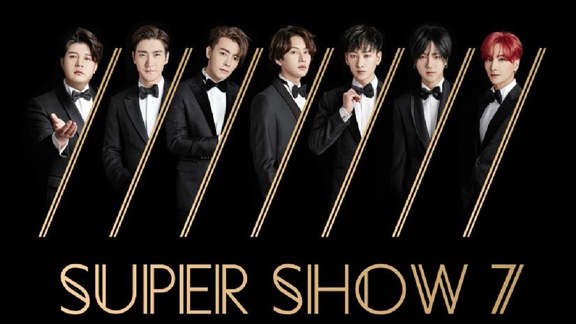 Super Junior regresa al Perú el 22 de abril