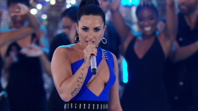 Demi Lovato anuncia colaboración con uno de sus DJ favoritos