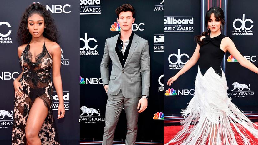 Billboard Music Awards 2018: Famosos lucieron sus mejores looks en la alfombra roja