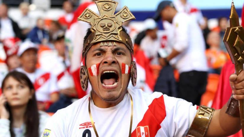 Mundial Rusia 2018: Hincha peruano elegido Fan del Día por la FIFA