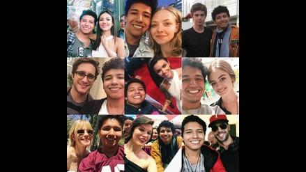 Conoce al joven mexicano que está alborotando Facebook por sus fotos al lado de famosos