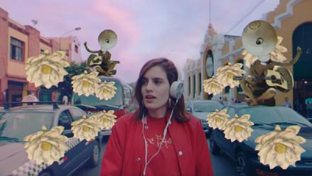 Ania presenta su nuevo videoclip 'No Voy'