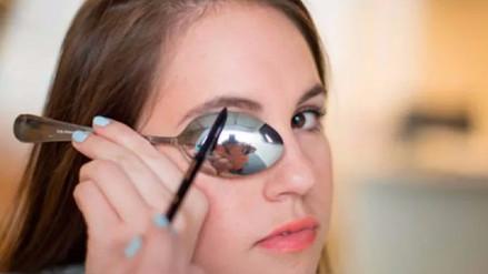 7 trucos de makeup que puedes hacer con una cuchara
