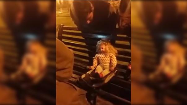 Youtube: Muñeca poseida en Cusco causa terror en redes sociales