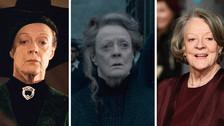 Maggie Smith (Minerva McGonagall)