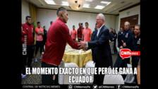 Perú derrotó 2 a 1 a Ecuador y los memes invaden las redes sociales