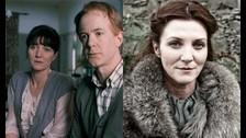 Michelle Fairley: Antes de convertirse en Catelyn Stark, Michelle Fairley ya hizo una aparición como la madre de Hermione Granger en Harry Potter y las Reliquias de la Muerte Parte 1. Tanto caló su personaje que no tardó en convertirse en la matriarca de la familia Stark.