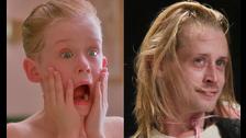Macaulay fue Kevin McCallister en Home Alone, de 1991 (y luego en la secuela de la película). Hoy tiene cabello largo y sigue las últimas tendencias de la moda.