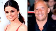 Selena Gomez y Vin Diesel cantan juntos