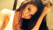Selena Gomez celebró sus 110 millones de seguidores con esta foto