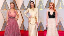 Oscar 2017: Mira aquí a los mejor y peor vestidos de la noche