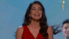 Oscar 2017: Cantante de Moana sufre vergonzoso incidente