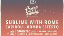 Happy Ending Mini Fest: Minuto a Minuto del festival de cierre de temporada
