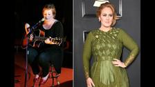 Adele empezaba a hacerse conocida en el 2007