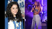 En el 2007, Ariana Grande empezaba a hacerse famosa en el mundo artístico. Para el 2009, empezó a actuar en series de Nickelodeon