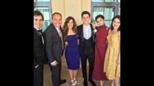 Luego de cinco años, el elenco completo se reunió