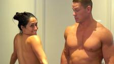 John Cena y Nikki Bella celebran sus 500k seguidores con íntimo video
