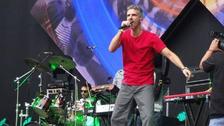 Vivo X El Rock 9: Mira los mejores momentos de Los Cafres en el escenario