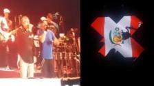 Vivo X El Rock 9: El Himno Nacional del Perú al estilo de los Auténticos Decadentes
