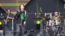 Vivo X El Rock 9: Así se lució Gondwana en el escenario