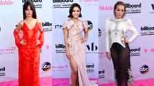 Billboard 2017: Así lucieron las estrellas en la alfombra roja