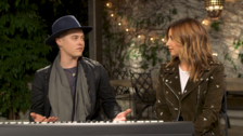 High School Musical: Ashley Tisdale y Lucas Grabeel tuvieron un emotivo reencuentro