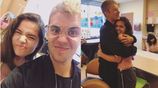 Justin Bieber sorprende a niños de hospital con inesperada visita