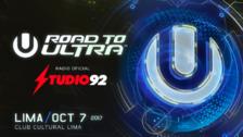 Road to Ultra vuelve a Perú gracias a Studio92
