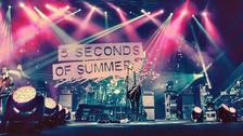 5 Seconds of Summer vuelve a los escenarios