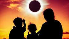 Eclipse solar: Aquí podrás ver el eclipse solar en vivo