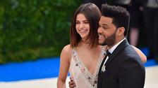 The Weeknd comparte tierna foto con Selena Gomez y los fans se enamoran