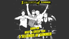 Studio 92 te lleva a un Meet&Greet con 5 Seconds of Summer