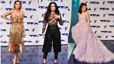 MTV VMAS: Mira el paso de las estrellas de la música por la alfombra roja