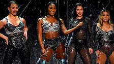 Fifth Harmony revela la verdad detrás de su polémico show en los MTV VMAs