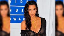 Kim Kardashian muestra fotos de su época de colegio y no lo podrás creer