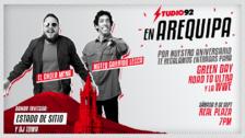 ¡Prepárate! Studio92 irá este sábado a Arequipa