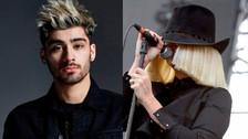 Zayn Malik anuncia colaboración con Sia