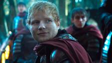 Ed Sheeran revela qué habría pasado con su personaje de Game of Thrones