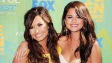 Selena Gómez y Demi Lovato, entérate cómo se hicieron amigas
