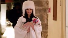 Kylie Jenner se casó con su mejor amiga en ritual durante visita al Cusco