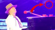 Video | Cuando los fantasmas también asisten a los conciertos