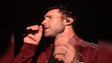 Maroon 5 En Lima: Así fue el inicio del concierto