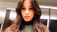 Video   Camila Cabello nominada a los Latin Grammy y así lo celebró